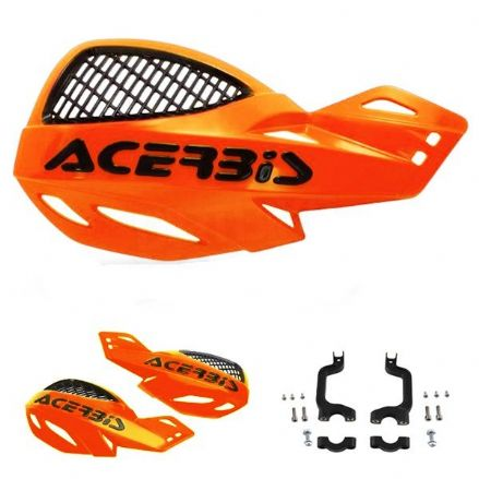 Acerbis Uniko Hanguard Orange Black